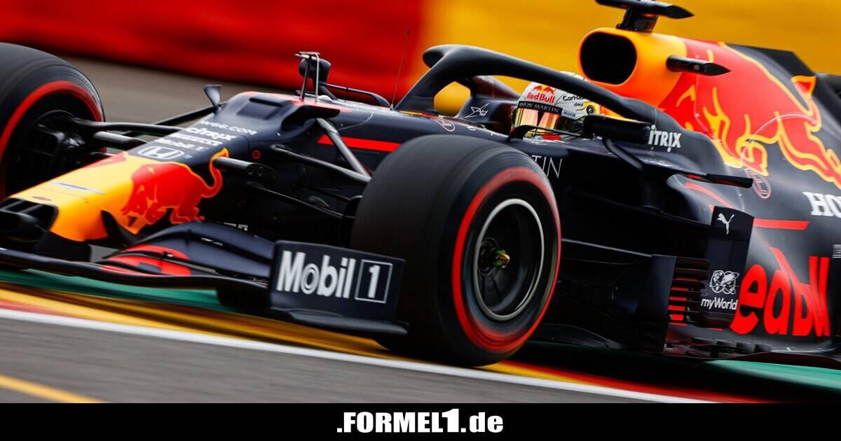 Formel 1 Rennstart