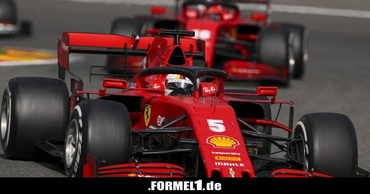 Formel 1 Punkte