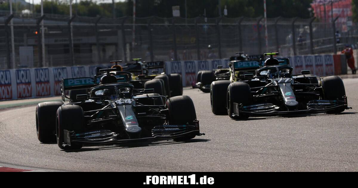 Russland: Saisontiefpunkt für RTL und ORF - Formel1.de-F1-News...