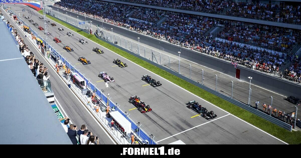 Formel 1 .De