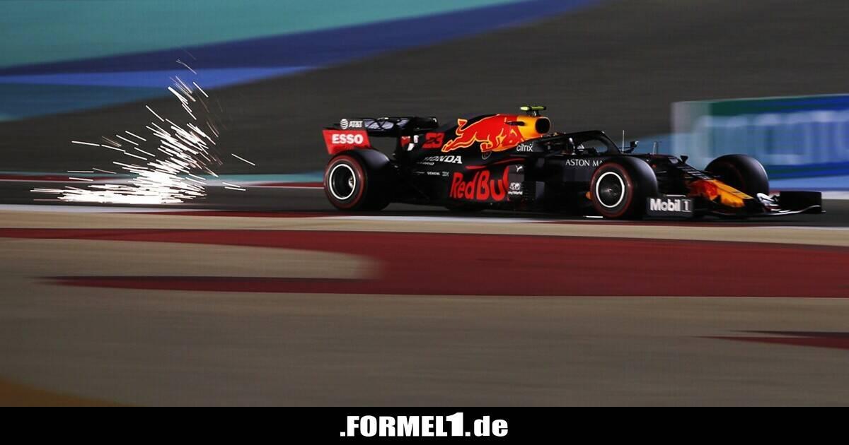 Jetzt will Albon Mercedes ärgern! - Formel1.de-F1-News...