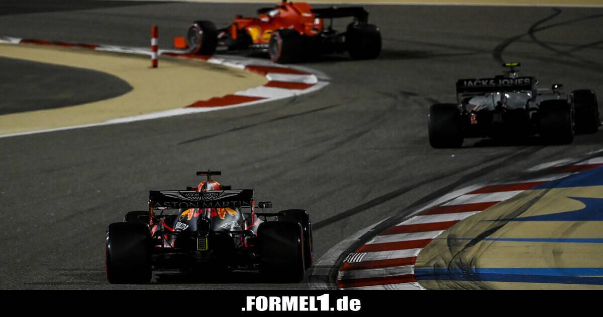 Droht in Sektor 2 Gefahr? - Formel1.de-F1-News...