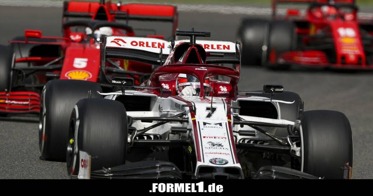 Sauber will Formel-1-Partnerschaft mit Ferrari bis 2025 verlängern - Formel1.de-F1-News