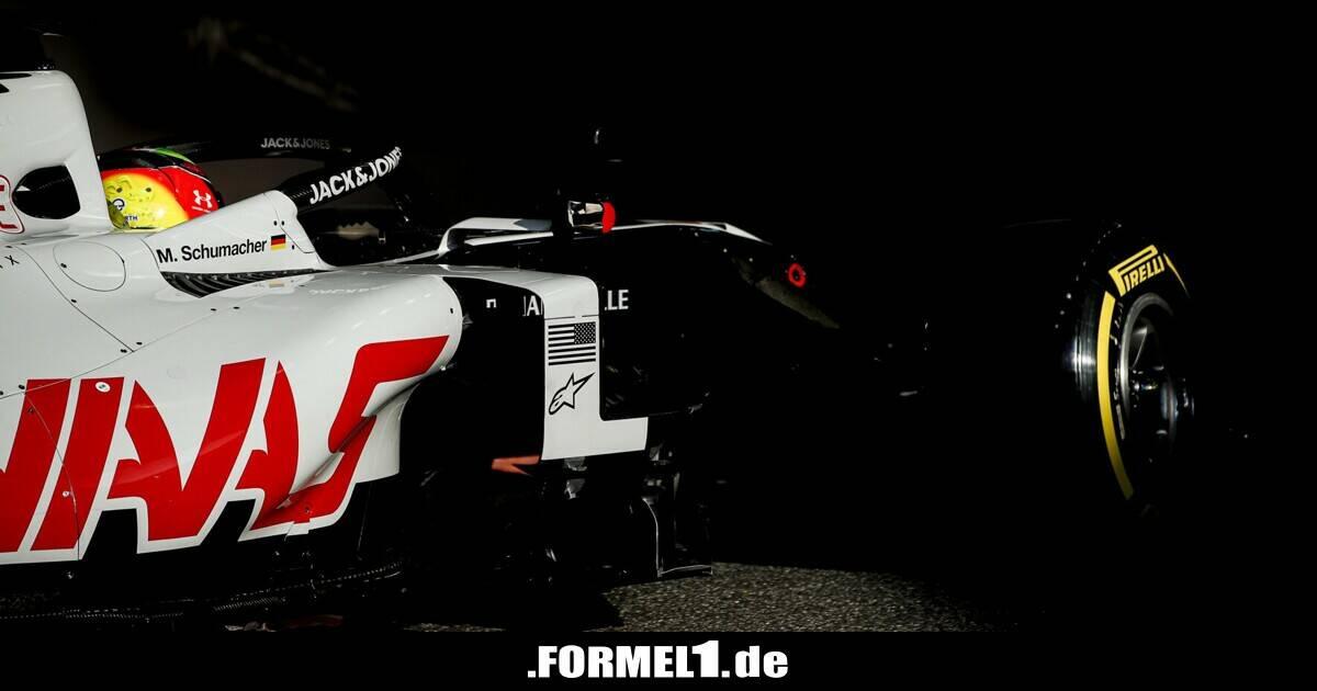 Mick Schumacher: Bei Entscheidung für Haas komplett auf Ferrari vertraut - Formel1.de-F1-News - Formel1.de