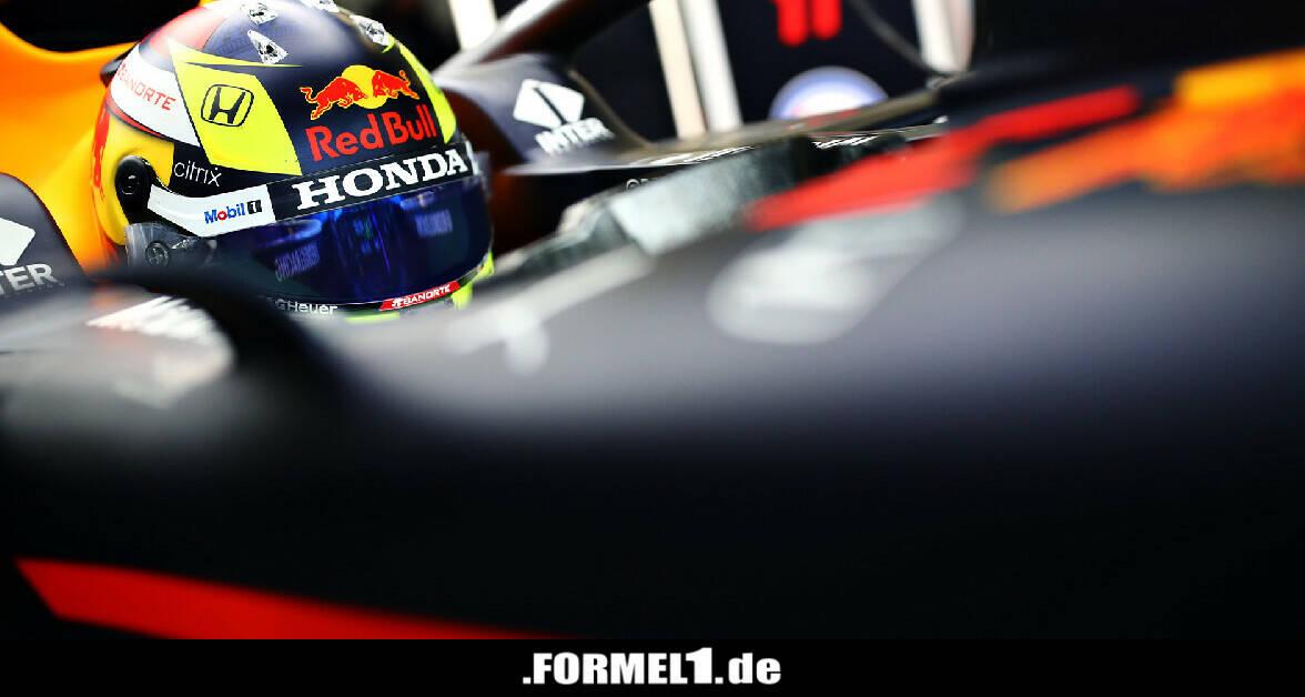 Formel-1-Liveticker: Sergio Perez dreht erste Runden im Red Bull - Formel1.de-F1-News - Formel1.de