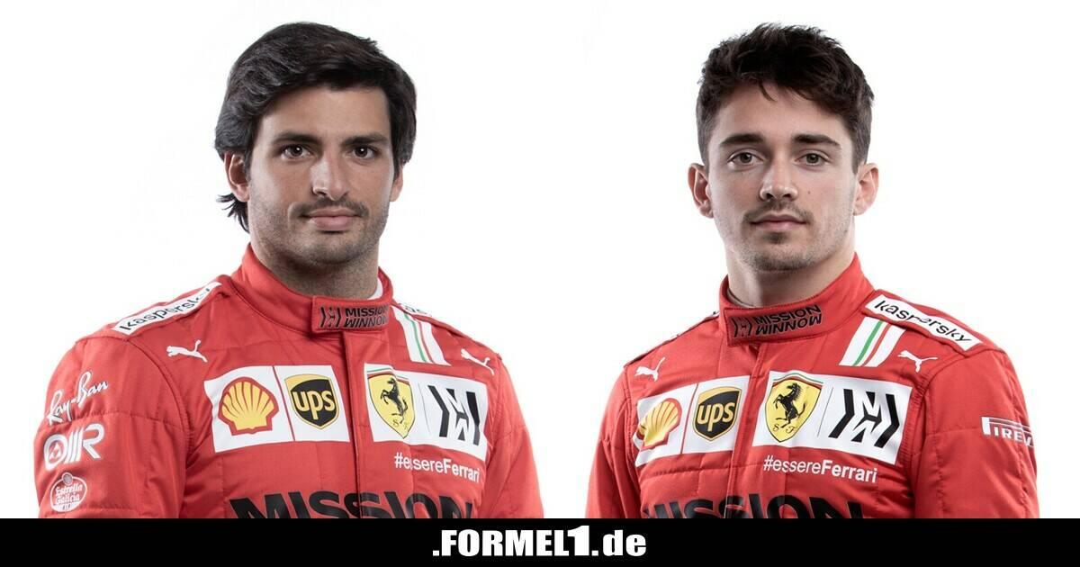 Ferrari-Präsentation 2021: Diese fünf Dinge lernen wir daraus - Formel1.de-F1-News - Formel1.de