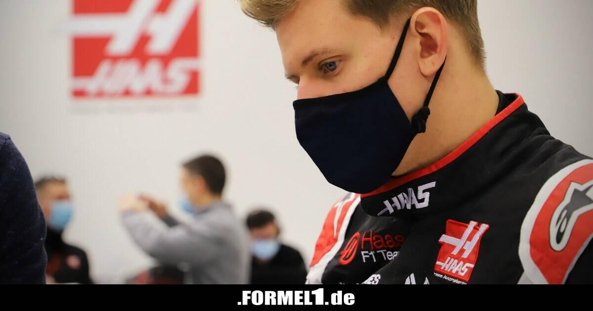 Keine Upgrades für Mick Schumacher: Haas schenkt Saison 2021 schon ab - Formel1.de-F1-News