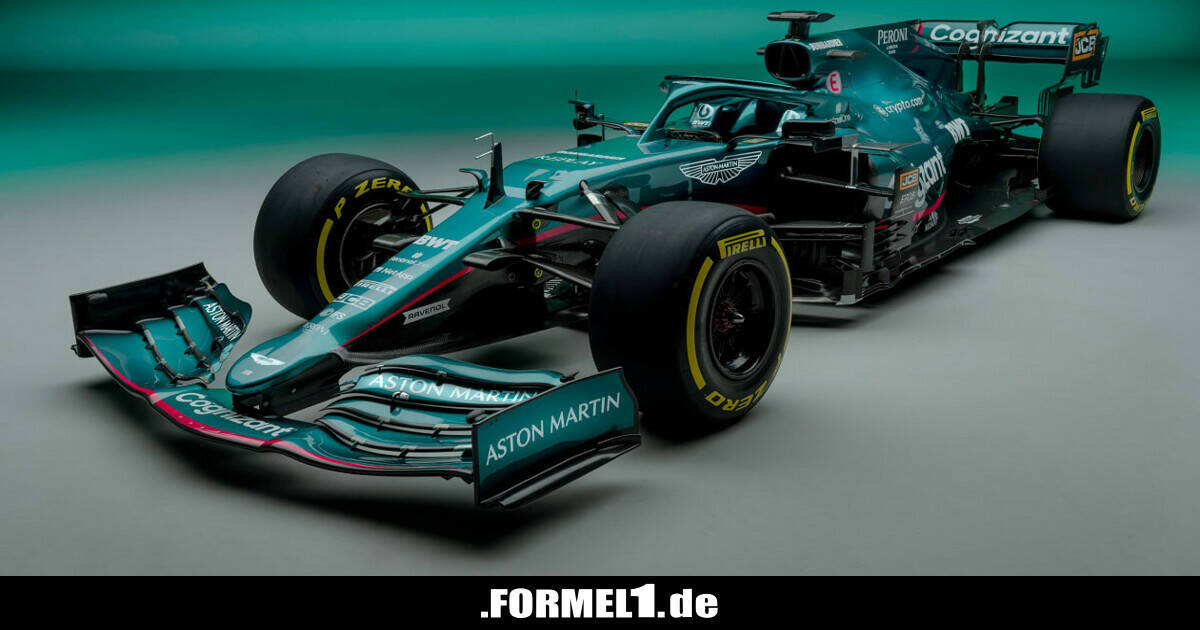 Launch Aston Martin Amr21 Mit Diesem Auto Will Vettel Aufs Podium Formel1 De F1 News