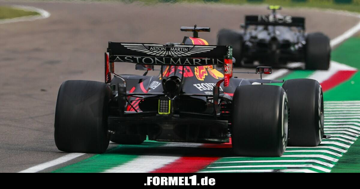 Max Verstappen fordert zweite DRS-Zone für Imola - Formel1.de-F1-News