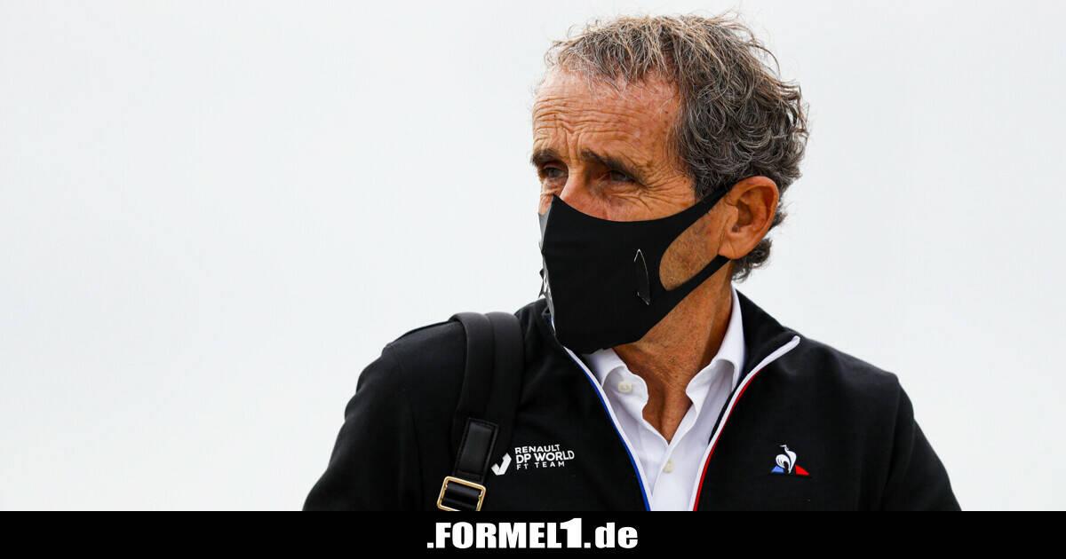 """Prost fühlt mit Alonso: Comeback 1993 """"war ein Schock"""""""