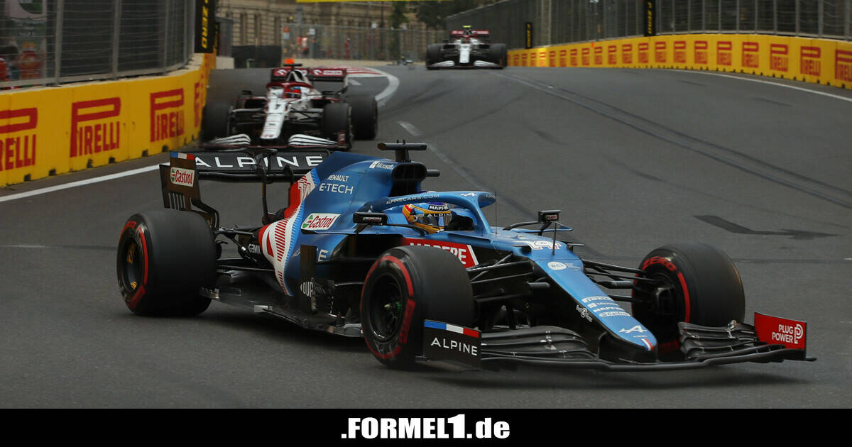 """Laurent Rossi von Fernando Alonso beeindruckt: """"Gott, ja, dieser Kerl!"""""""