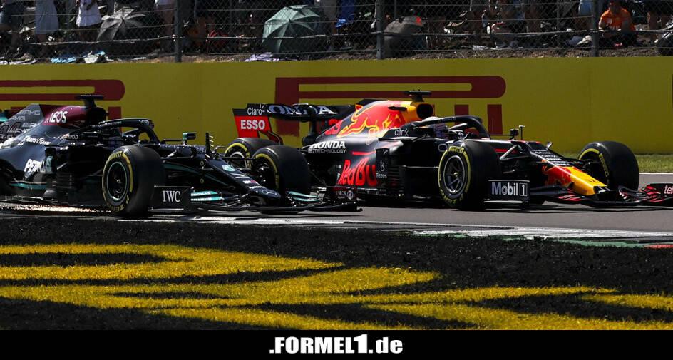 Verstappen-Hamilton-Crash: FIA lehnt Antrag von Red Bull ab!