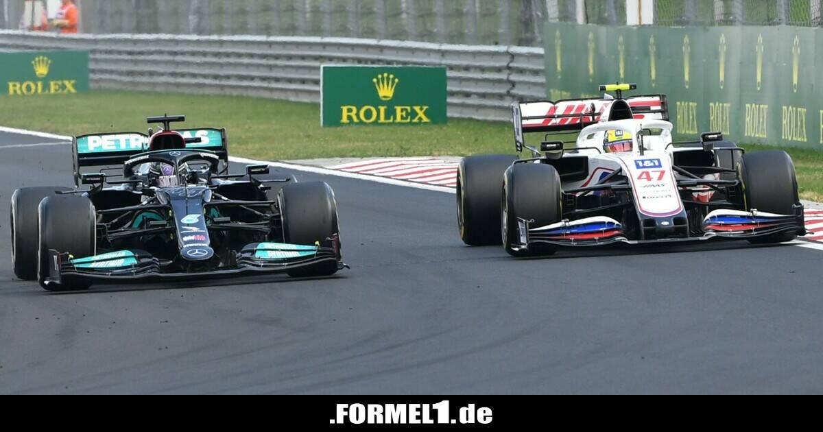 Mick Schumacher: Warum er auch ohne Punkte zufrieden ist