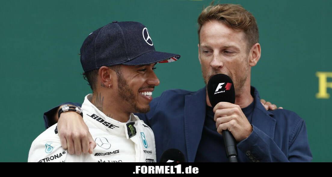 Button & Rosberg einig: George Russell darf nicht zurückstecken!