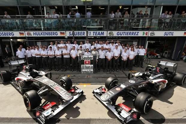 Sauber Historie Wie Alles Begann Formel1de F1 News
