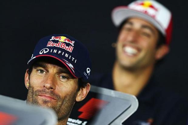 Verjungungskur Bei Red Bull Tschuss Mark Hallo Daniel Formel1 De