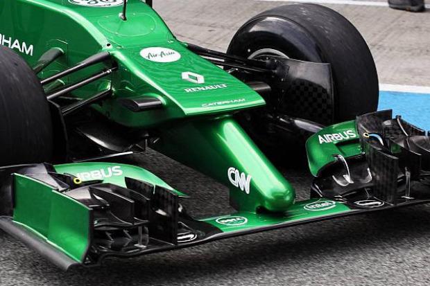 Hässliche Formel 1 Nasen Fia Verspricht Besserung Für 2015