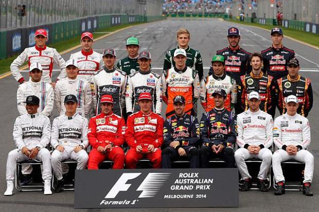 Brasilianischer Formel 1 Fahrer