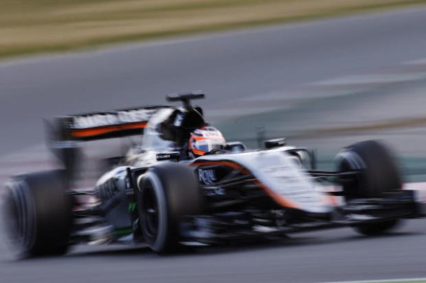 Höchstgeschwindigkeit Formel 1