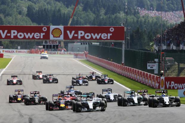 Spa Und Die Weniger Perfekte Startprozedur Formel1de F1 News