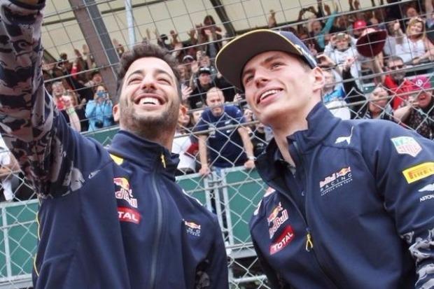 Daniel Ricciardo Angst Vor Schlangen Nicht Vor Verstappen