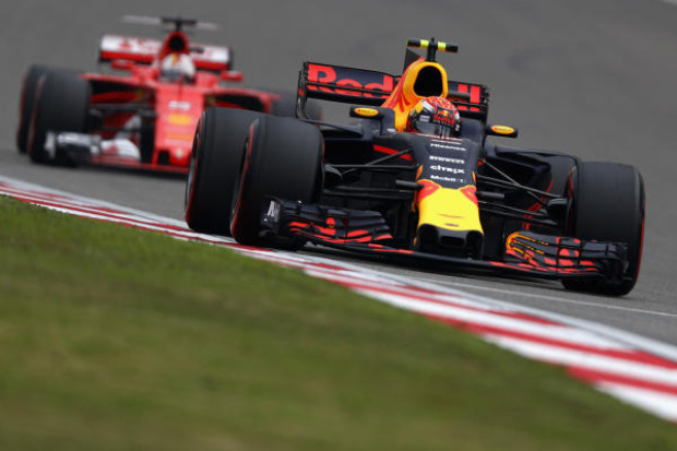 Drittes Training in Bahrain | Verstappen Schnellster - Vettel auf Platz drei
