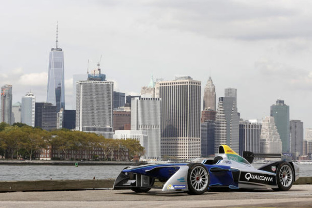 Formel E in New York