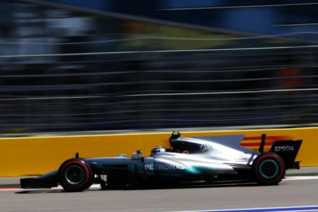 Vettel auch im Training vor Russland-Quali Schnellster