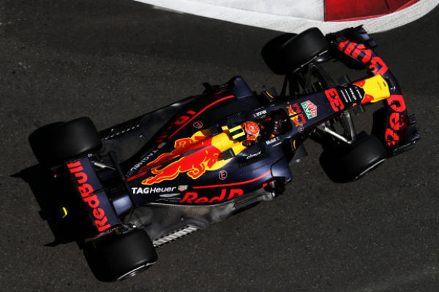 Vettel nur Fünfter im Baku-Training - Verstappen Schnellster