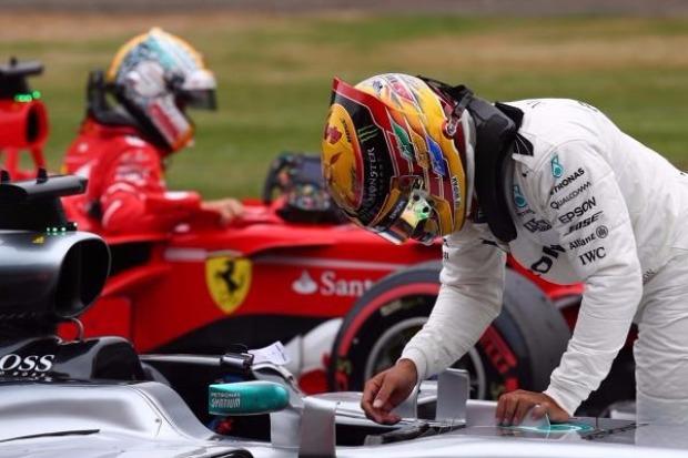Formel 1: Vettel beim Ungarn-GP auf der Pole