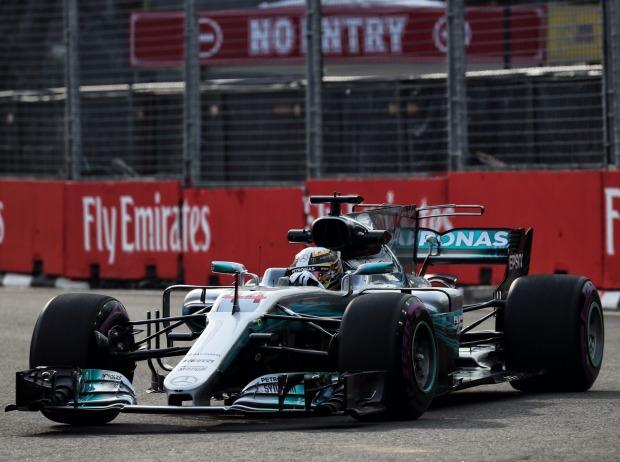 Singapur-GP: Sebastian Vettel startet gut, aber nicht gut genug