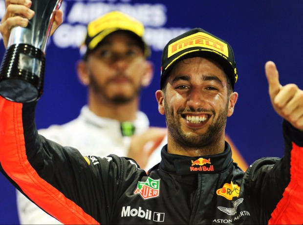 Hamilton holt die Pole, Vettel Letzter