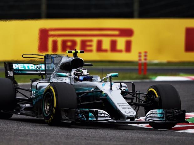 Formel 1: Mercedes überzeugt im dritten Training