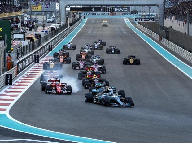 Formel 1 Letztes Rennen