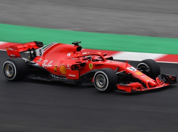 Sebastian Vettel Nach Bestzeit Das Auto Funktioniert Formel1de