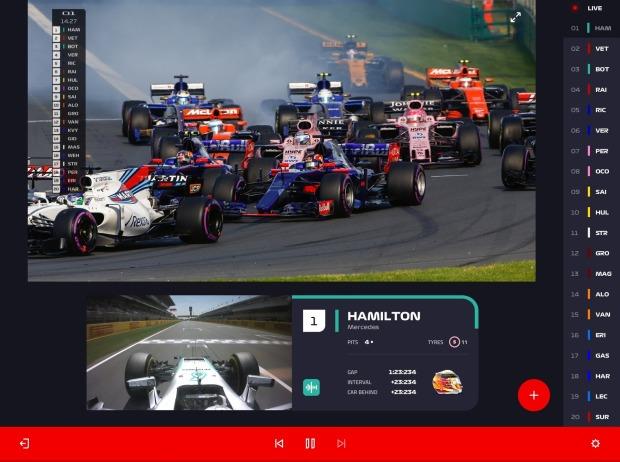 Offizieller Live Stream Der Formel 1 2018 Mit Rtl Kommentar