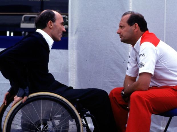 Alte Vereinbarung zwischen Williams und Dennis Geschichte? - Formel1 ...