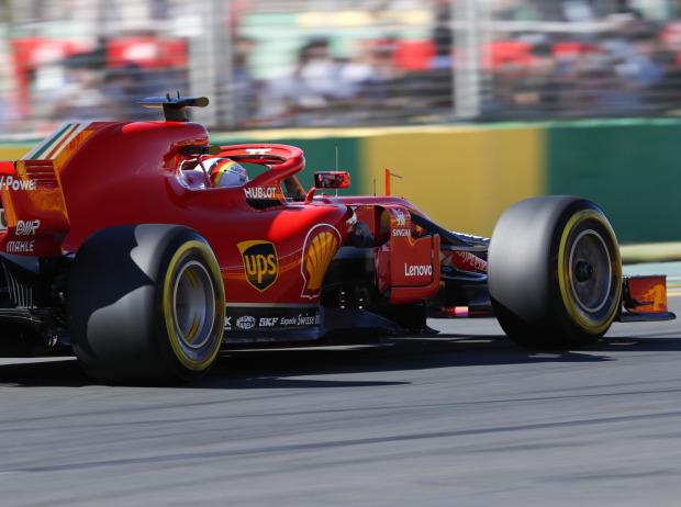 Hamilton holt die Pole Position in Australien - Vandoorne wird Zwölfter