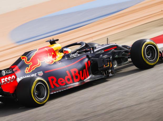 Vlandet im ersten Training von Bahrain auf Platz 13
