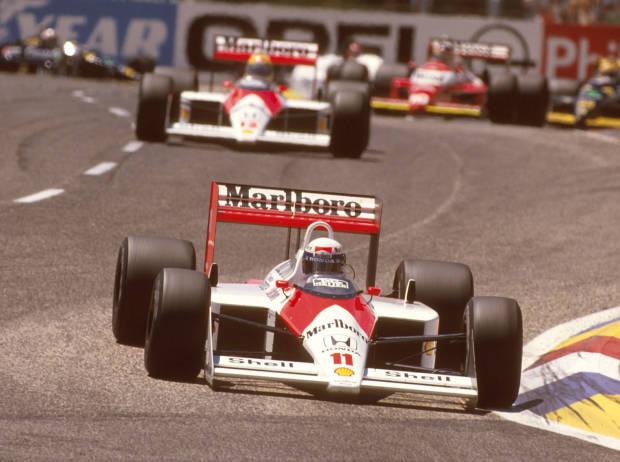 Alain Prost Mistral Schikane Zerst 246 Rt Identit 228 T Von Le