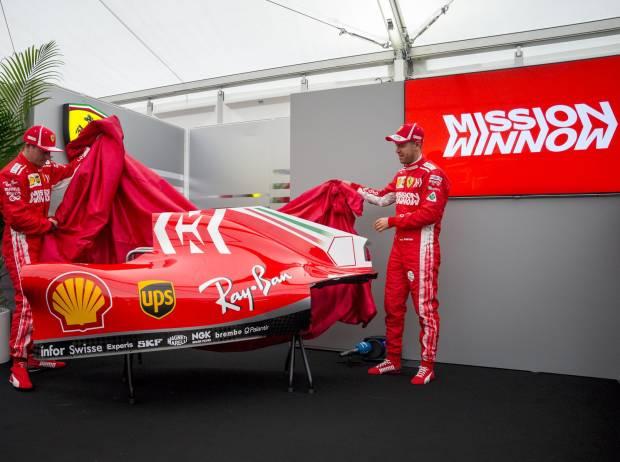 """""""Mission Winnow""""? Was es mit dem neuen Ferrari-Design auf ..."""