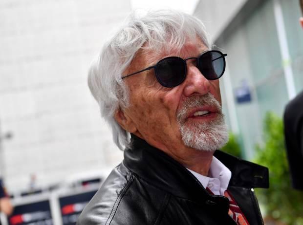 Bernie Ecclestone: Formula E has more potential than F1 ...  |Bernie Ecclestone