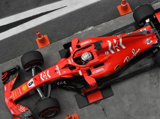 Sebastian Vettel, Waage