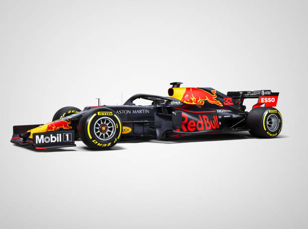 red bull lackierung f r die formel 1 saison 2019. Black Bedroom Furniture Sets. Home Design Ideas