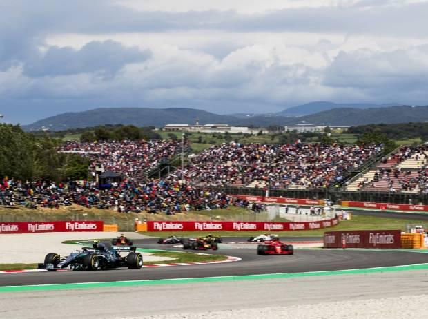 TV-Übertragung F1 Spanien: Übersicht, Zeitplan & Live