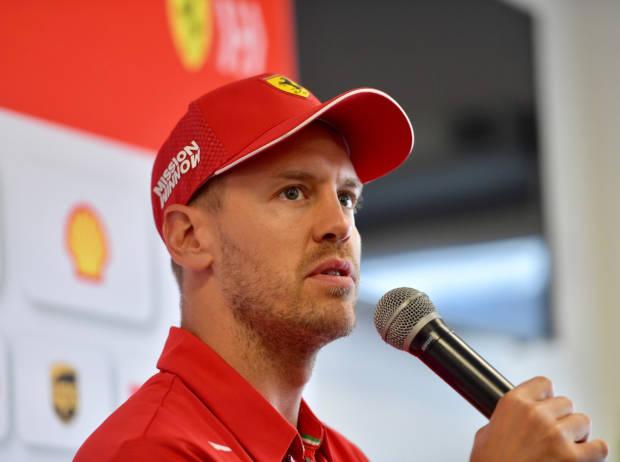 Vettel Fur Europa League Finale Vielleicht 2019 Nochmal In Baku