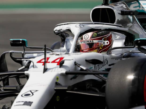 Formel 1 Hockenheim 2019: Lewis Hamilton holt Pole-Position
