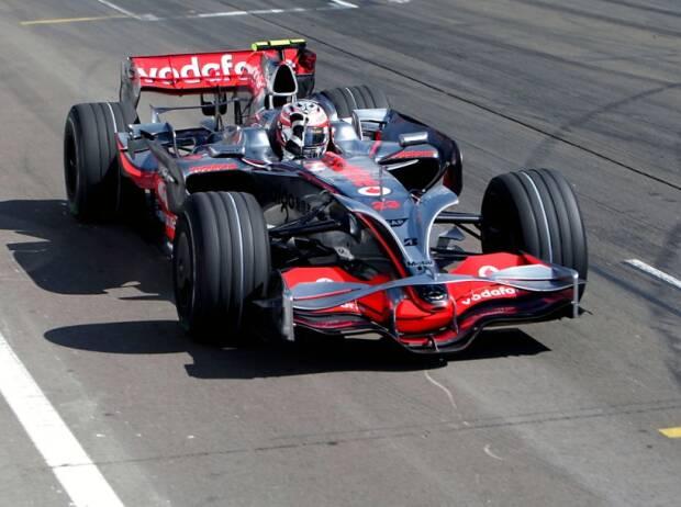 Heikki Kovalainen, McLaren