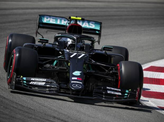 Formel 1 - Pole Position für Hamilton in Spanien - Vettel elfter