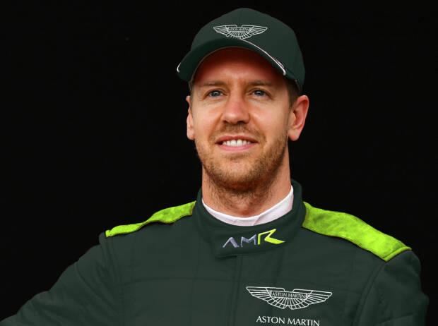 Sebastian Vettel Alter